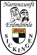 Narrenzunft Erdmännle Sickingen e.V.  logo